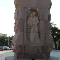 Памятник героям Гражданской войны.