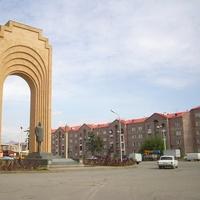 Площадь Азнавура