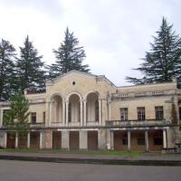 Заброшенный вокзал