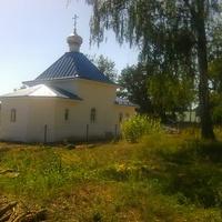 Покровский храм в селе Кривандино