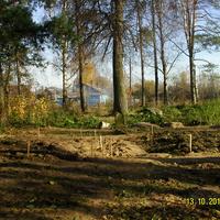 Завершение археологических раскопок Кривандинского мегалитического комплекса на месте старого Погоста