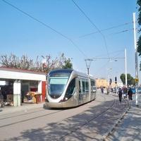 Остановка «Medina Rabat»