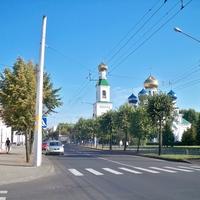 Советская улица. Святоникольский собор
