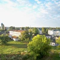 Панорама поселка