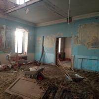 Восстанавливают Храм Симеона Верхотурского.