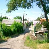 Улица в районе «частного сектора»