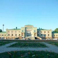 Вокзал Бишкек II