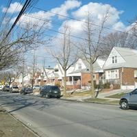 Улица в районе South Ozone Park