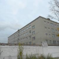 Рефтинское спецПТУ (исправительно-образовательное учреждение для малолетних преступников).