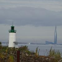 Яхт-клуб Балтиец, маяк