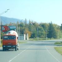 «Трансабхазская» автодорога