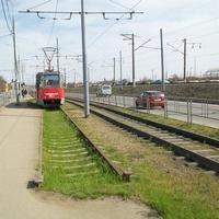 Конечная станция «Индустриальная»