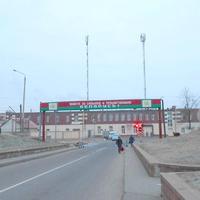 Автомобильная дорога к «островному» вокзалу