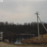 Река Поля у деревни Старовасилёво