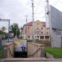 Подземный переход в центре города