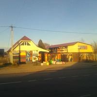 """В деревне Ботино. Магазин """"Стройматериалы"""""""