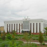 Здание хокимията