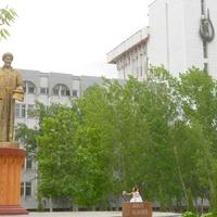 Памятник Мирза Улугбеку