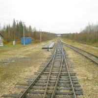 Станция Сосногорск II