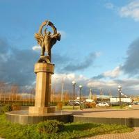 Памятник северянинам