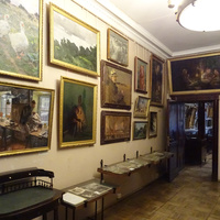 Музей-квартира Бродского И.И.
