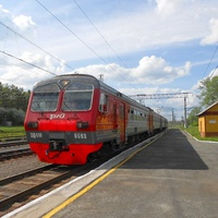 Станция Лесная Волчанка