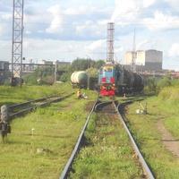 Станция Коряжма-Сортировочная