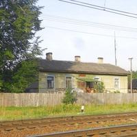 Железнодорожный жилой дом