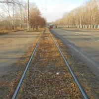 Трамвайная линия на улице Пирогова