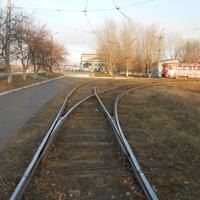 """Конечная станция """"Железнодорожный вокзал"""""""