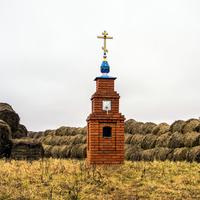 Часовня у с. Кукнур Сернурского района Республики Марий Эл
