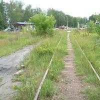 Пассажирская платформа в Кулебаках