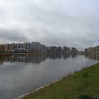 Вид на Матисов канал
