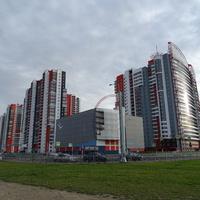 Угол ул Маршала Казакова и Балтийского бульвара
