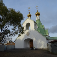 Церковь Иоанна Милостивого в Южно-Приморском парке