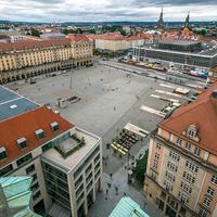 Площадь Старый рынок (Альтмаркт)