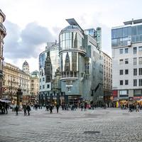 Центральная площадь - Штефенплац