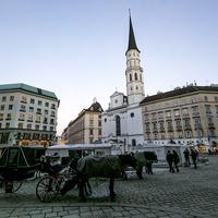Площадь Михаелерплац