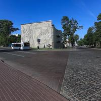 Перекресток с ул.Ленина