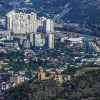 Восточные окраины города