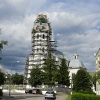Башня Троицкого костёла Бернардинского мужского монастыря