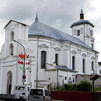 Апсиды костёла монастыря бернардинок