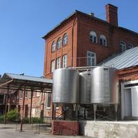 Здание молочного завода