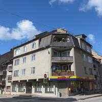 Здание города