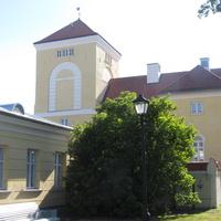 Замок времен Ливонского ордена