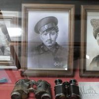 """Мемориальный комплекс """"Донские казаки в борьбе с большевиками"""""""