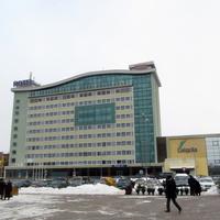 Гостиница в центре города