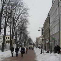 Улица Ригас