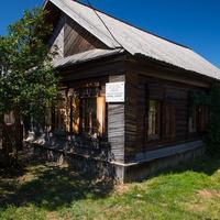 Дом в котором родился поэт Александр Ширяевец (Абрамов)