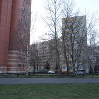 Коломяжский проспект.